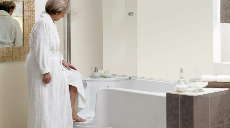 Remplacer sa baignoire classique par une baignoire à porte